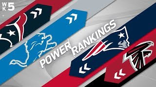 Week 5 Power Rankings | NFL