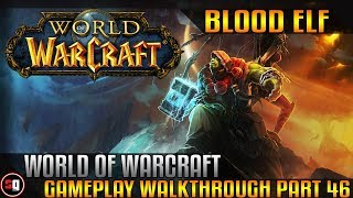 World Of Warcraft Walkthrough Part 46 - To Undercity
