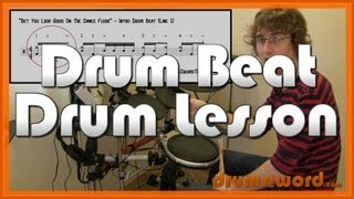 ★ Bet You Look Good On The Dancefloor (Arctic Monkeys) ★ Drum Lesson | How To Play Drum Beat