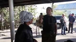 Разборки на рынке Булата Назарбаева. Сюжет №227