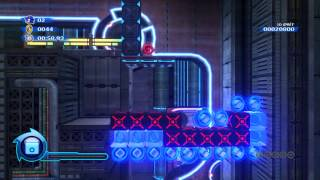 [Wii] Sonic Colours (RUS) Прохождение / Walkthrough part 1