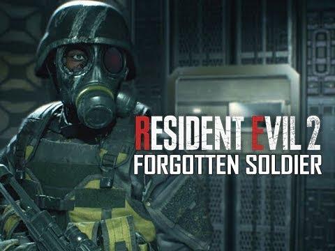 RESIDENT EVIL 2 Ghost Survivors Walkthrough Gameplay - Forgotten Soldier (RE2 Let's Play)