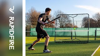 Tennis Rebounder Training Tool | RapidFire Mega Tennis Rebounder