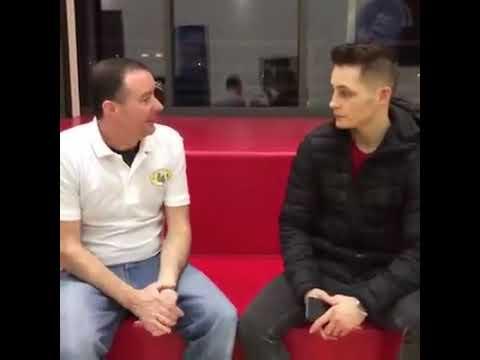 Belfast Boxers talks to Ryan Burnett 2016