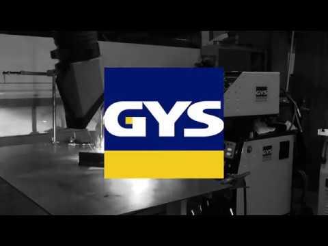 GYS - Poste de soudure multiprocédés EXAGON 400