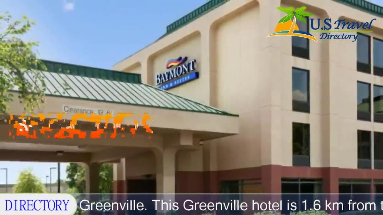 Baymont Inn & Suites - Greenville - Greenville Hotels, North Carolina