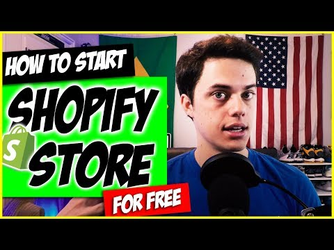 How to use Shopify for Dropshipping thumbnail