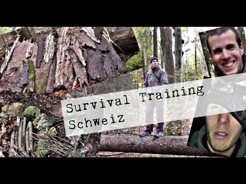 24h Survival Challange, Survival Training Schweiz, Abenteuer Outdoor