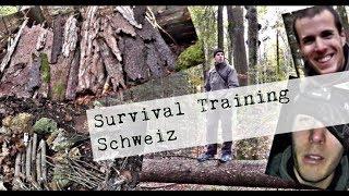 24h Survival Challange, Survival Training Schweiz, Abenteuer Outdoor