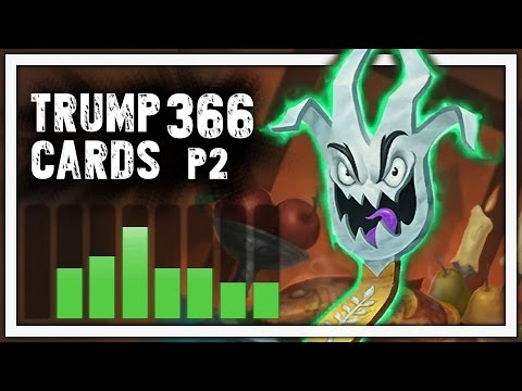 Hearthstone: Trump Cards - 366 - Time to Dine - Part 2 (Rogue Arena)