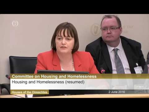 Discussions With Department of Housing Part 1