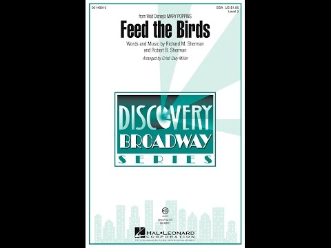 Feed the Birds (SSA) - Arranged by Cristi Cary Miller