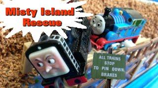 """トーマス プラレール ガチャガチャ ミスティーアイランドレスキュー Tomy Plarail Thomas """"Misty Island Rescue"""""""