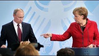 Путин так и не принял предложение Меркель