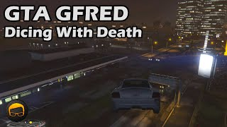 Dicing With Death In The Rain - GTA 5 Gfred Racing Live #86