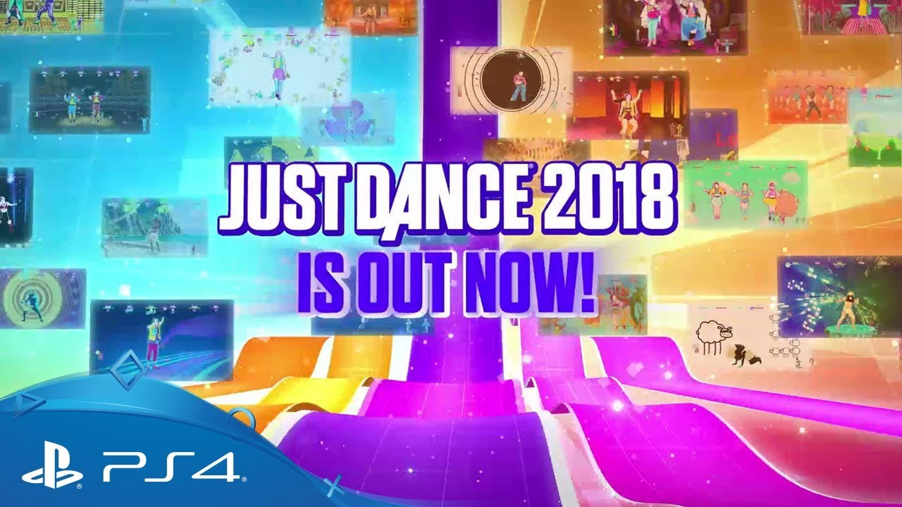 Just Dance 2018 Launch Trailer Ps4 Youtube