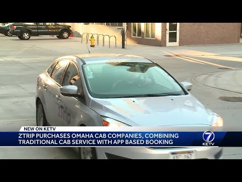 zTrip purchases Omaha cab companies, combining traditional car service with app-based booking