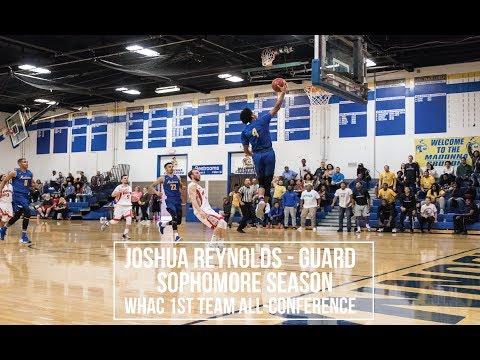 Joshua Reynolds Sophomore Highlights