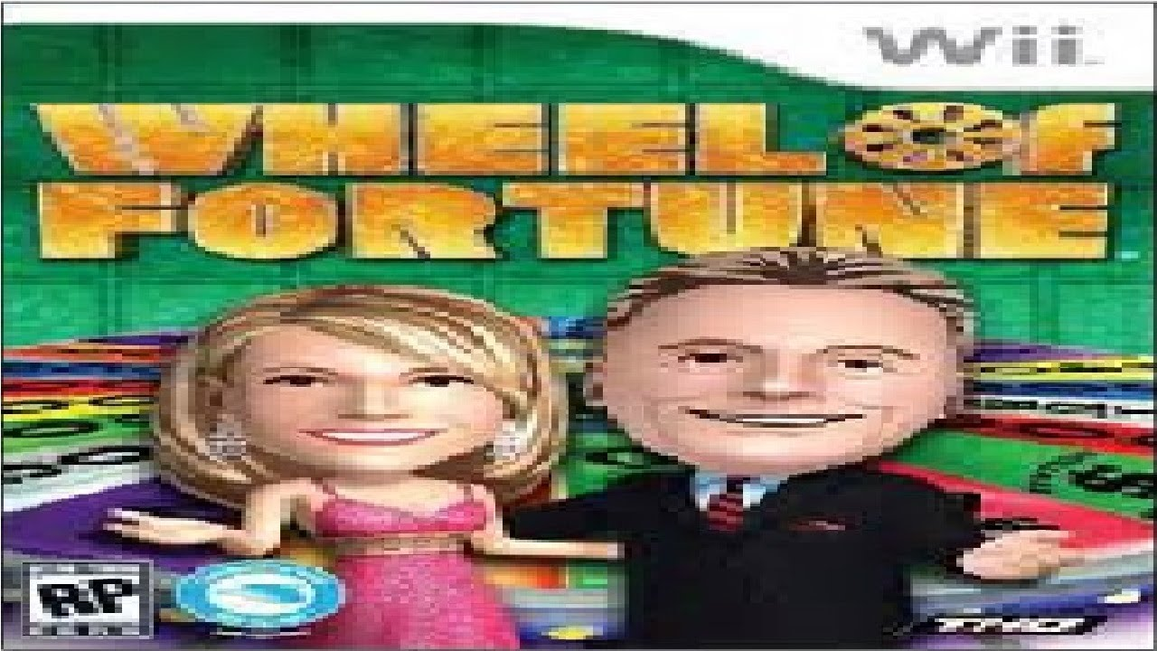 Wheel of fortune wii iso
