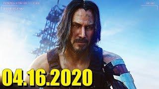 Cyberpunk 2077 — Official Date of Eelease 04.16.2020 E3 2019 Cinematic Trailer