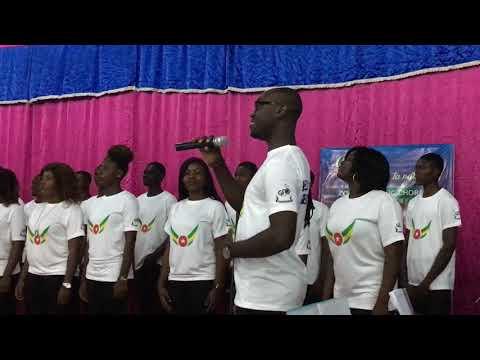 Groupe Artistique OURIAS du Togo Concert du 29-04-18