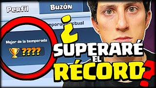 ¡¿ CONSEGUIRE SUPERAR MI RECORD DE COPAS ?! - Clash Royale - WithZack