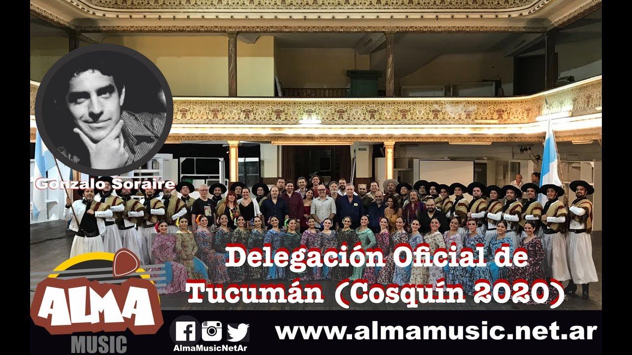 Así se prepara La Delegación Oficial de Tucumán para Cosquín