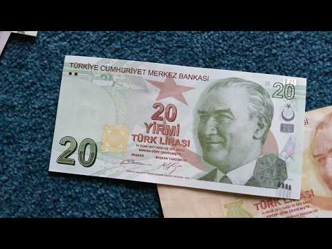 #Currency Special Part 80: Turkish Lira