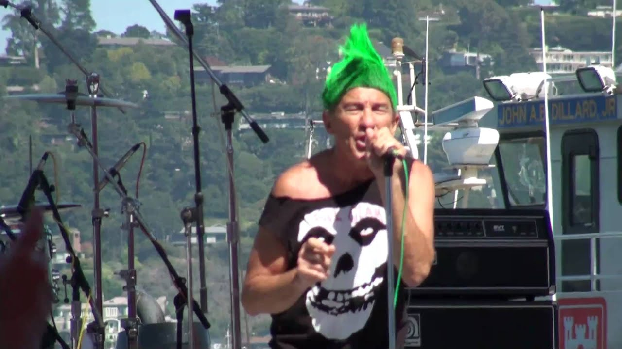 THE TUBES - I WAS A PUNK BEFORE YOU WERE A PUNK - SAUSALITO ART FAIR ...