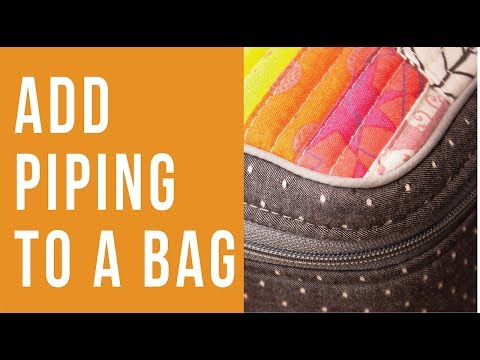 Ask Sara: How To Make And Attach Piping To A Bag