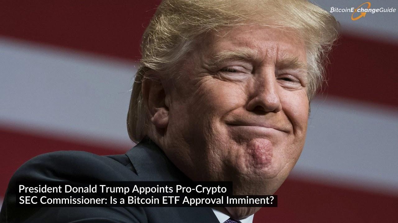 Top Crypto News (Oct 10): Donald Trump, Mastercard Blockchain Patent, Bitcoin Rat, ETH, XRP, TRX