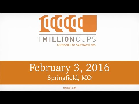 1 Million Cups--Springfield--Refine M & Home for More