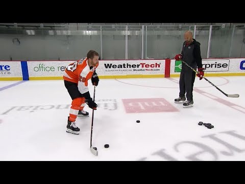NHL Network Ice Time: Claude Giroux demo
