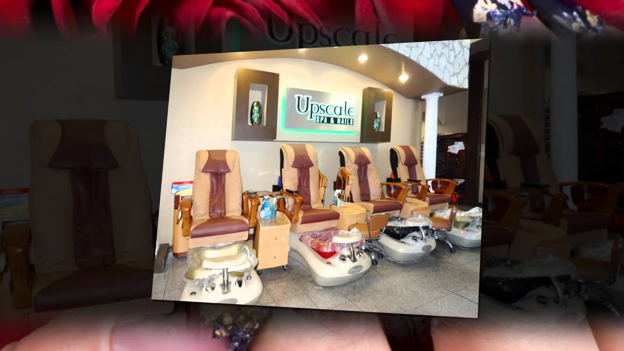Upscale Spa and Nails in Fort Worth TX 76155 (1245) - YouTube