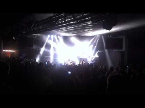 Soulfly @ Trabendo, Paris, 01/10/2012