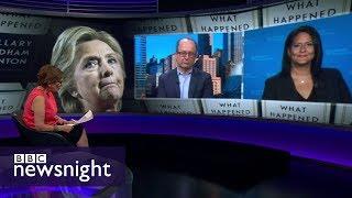 Hillary Clinton: What Happened?  - BBC Newsnight