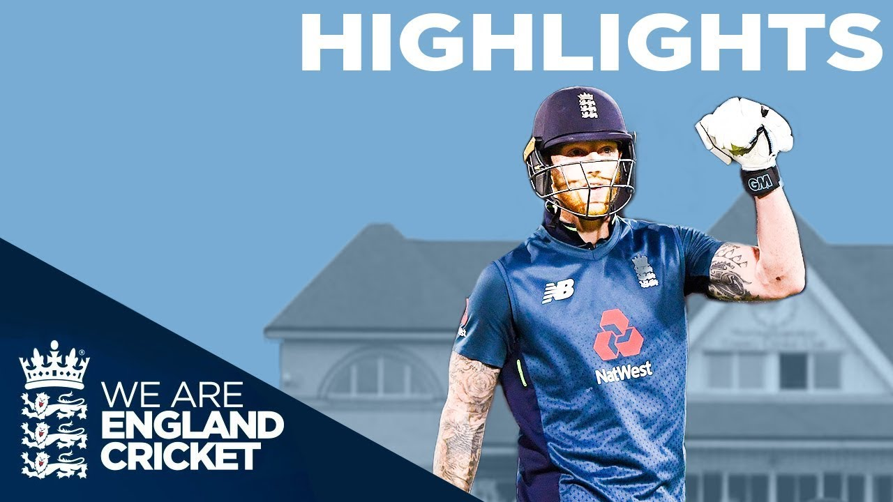 Brilliant Stokes & Roy Guide England to Series Win | England v Pakistan 4th ODI 2019 - Highlight