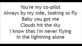Co-Pilot - Andy Grammer (Lyrics)