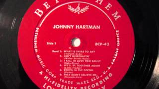 Johnny Hartman- They Didn
