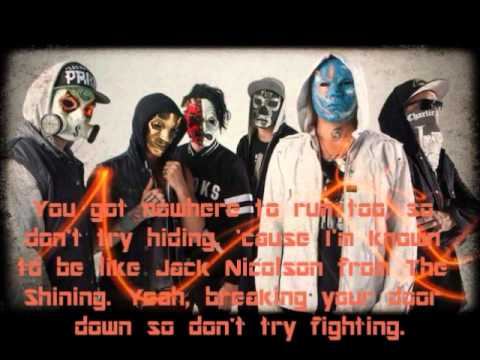 Hollywood Undead - Dead Bite (Lyrics Video)