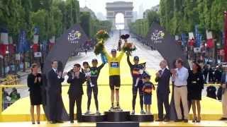 Summary - Stage 21 (Sèvres - Grand Paris Seine Ouest / Paris Champs-Élysées) - Tour de France 2015
