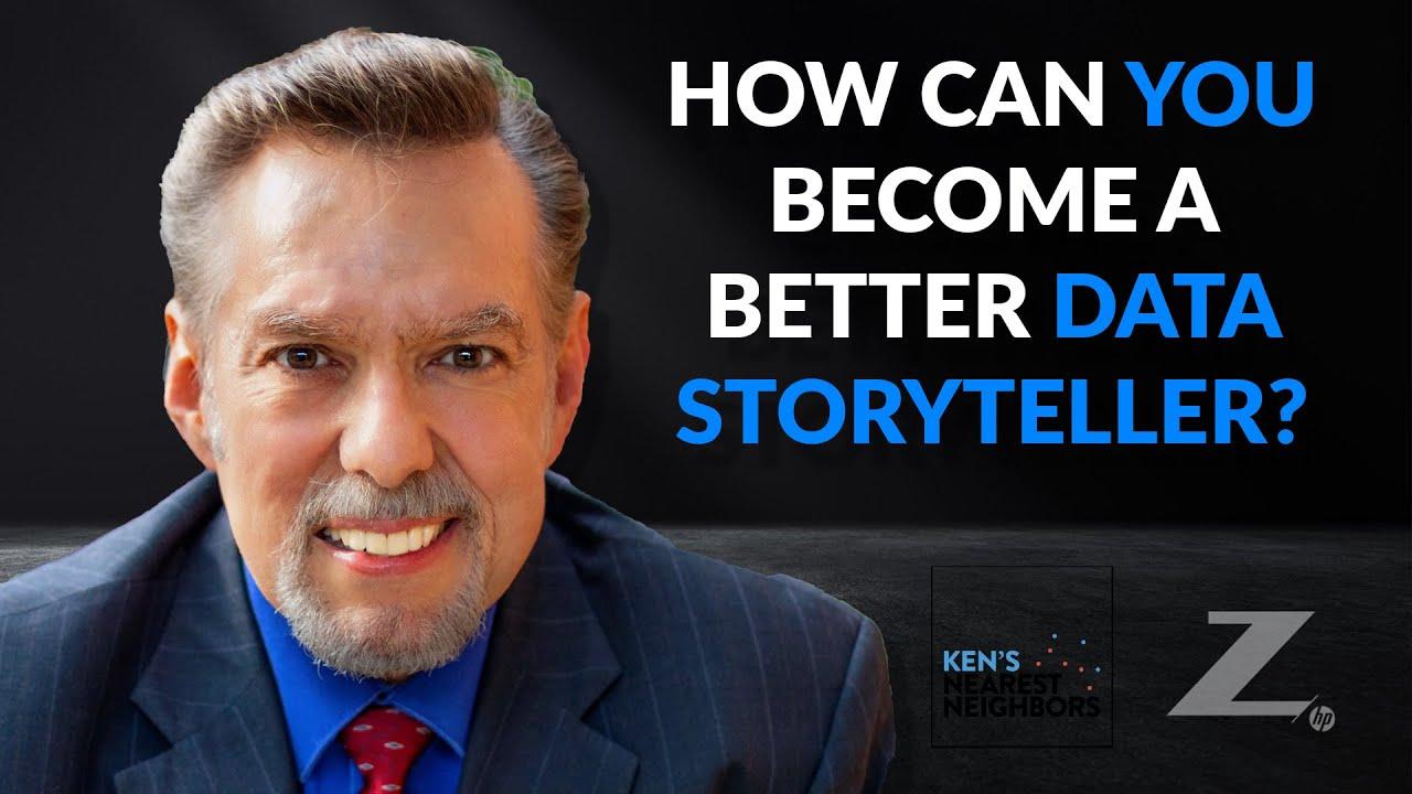 What Makes a Great Data Story? (Dr. Joseph Perez) - KNN Ep. 51