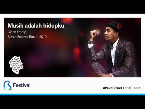 Glenn Fredly Live At Biznet Festival Batam 2019 (High Quality Sound)