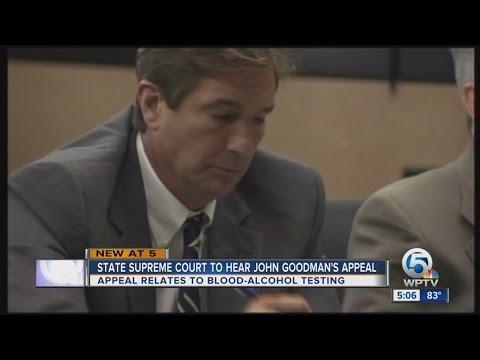 State Supreme Court to hear John Goodman