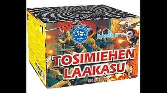 Karkkainen.com - Tosimiehen laakasu ilotulite