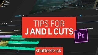Using the J and L Cuts | Video Editing Tutorials