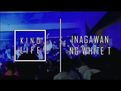 KINO LIFE - INAGAWAN NG WHITE T