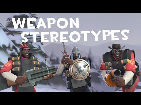 [TF2] Weapon Stereotypes! Episode 5: The Demoman