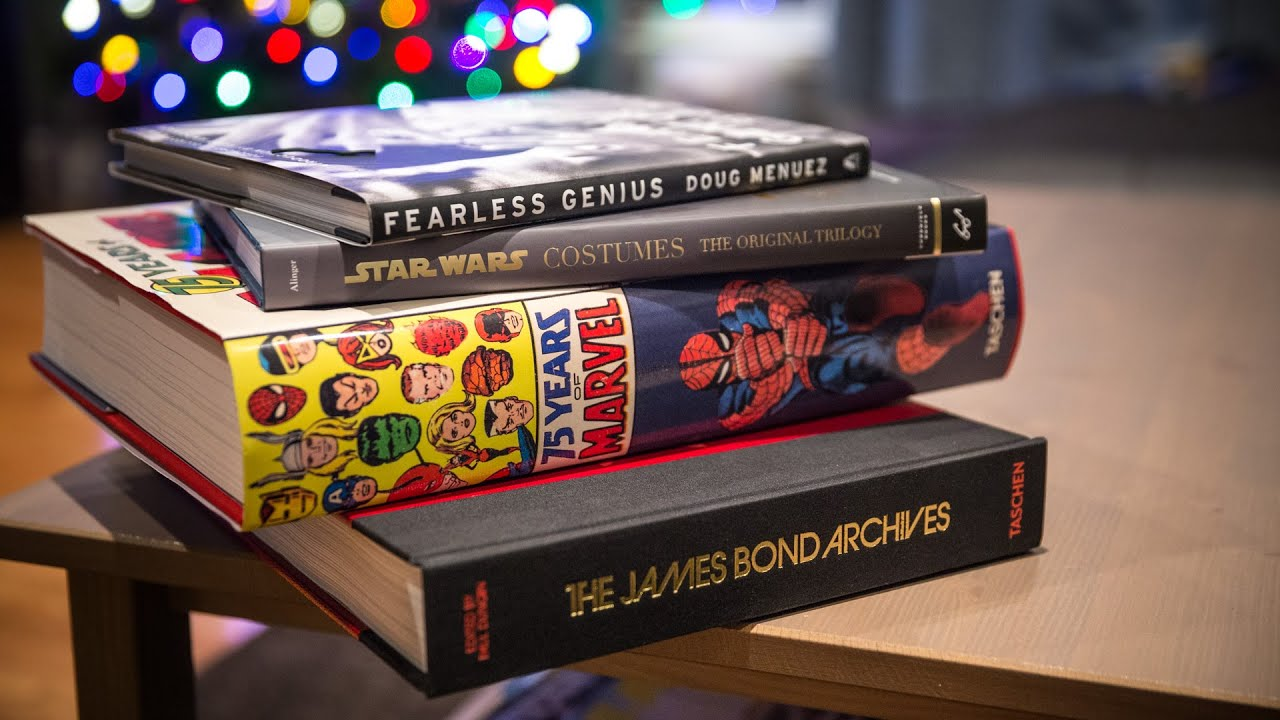 12 Days of Tested Christmas Favorite Coffee Table Books
