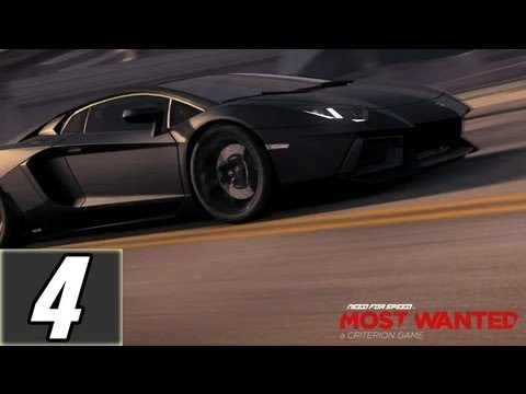 Need For Speed Most Wanted 2012 Part 4...